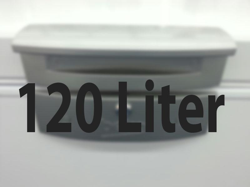 120 liter gefriertruhe gefrierschrank