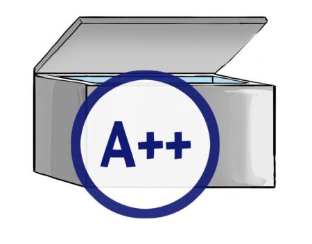 gefriertruhe energieeffizienzklasse a++