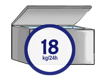 gefriertruhen gefrierleistung 18kg-24h