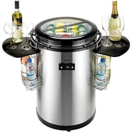 Gino Gelati Party Kühlschrank Kühlbox, Getränkekühlschrank
